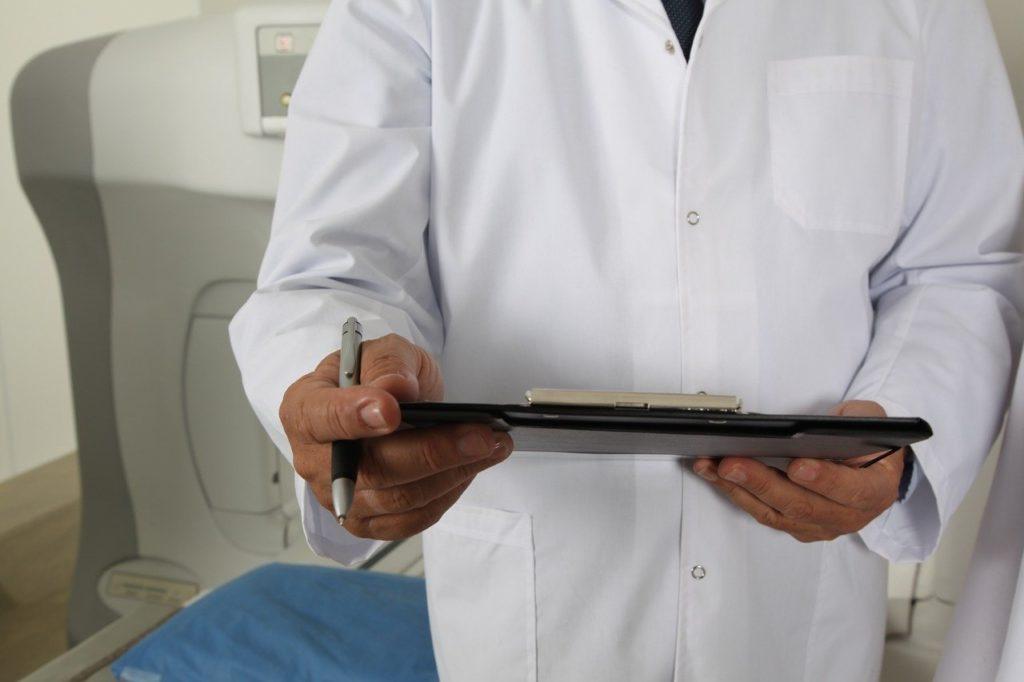 doctor, tomograph, i am a student