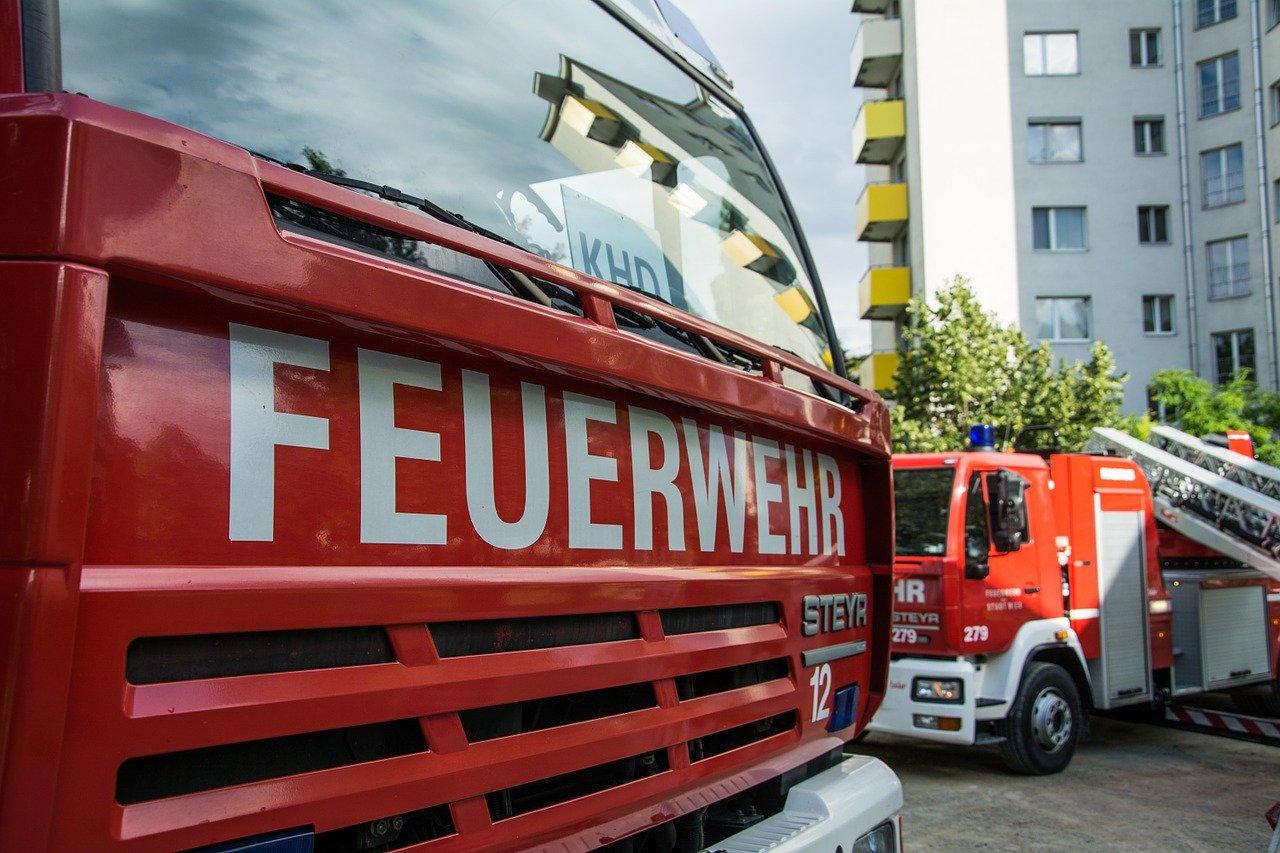 fire, vehicle, fire truck